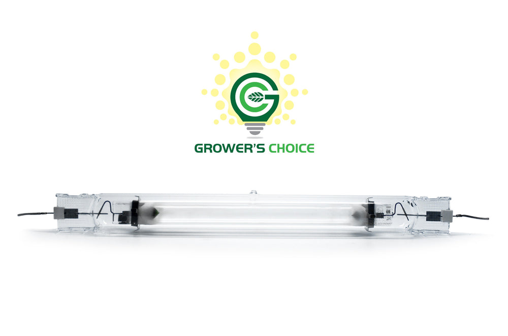 Grower's Choice 10K 1000W DE MH Double Ended Metal Halide Grow Light Lamp