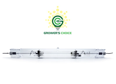 Grower's Choice 10K 600W DE MH Double Ended Metal Halide Grow Light Lamp