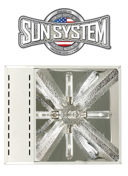 Sun System Lec 315w Cmh Ceramic Metal Halide Light Fixture