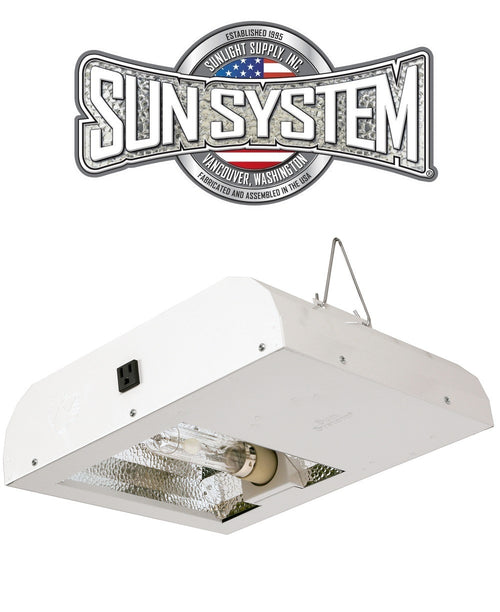 Sun System Diamond LEC 315W CMH Ceramic Metal Halide Light Fixture 120v