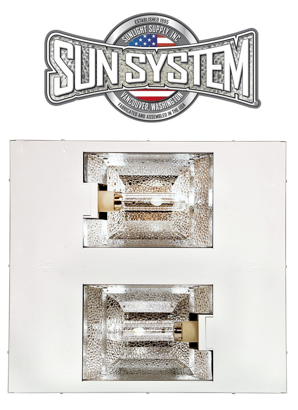 Sun System Diamond LEC 630W CMH Ceramic Metal Halide Light Fixture 277v