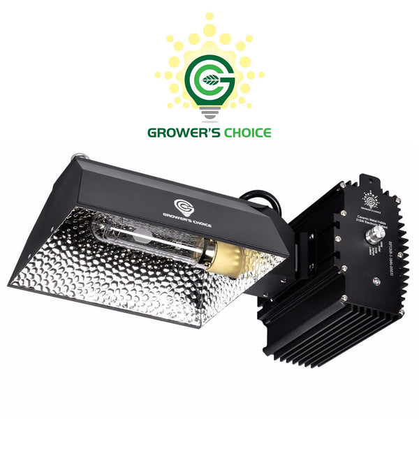 Grower's Choice Horticultural Lighting GC-315 315W Fixture CMH Ceramic Metal Halide LEC