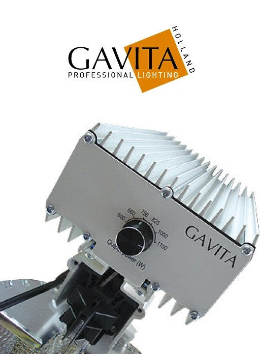 Gavita Pro Classic 1000W 400v Double Ended DE Complete Fixture