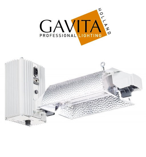 Gavita Pro 1000W E-Series Double Ended DE 120-240V Fixture