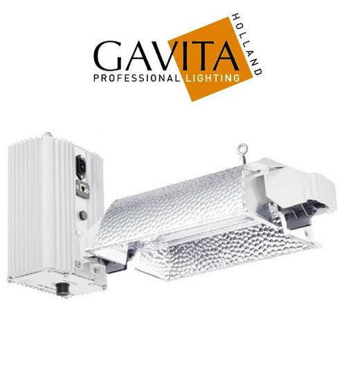 Gavita Pro 600W/750W E-Series Flex Double Ended DE 120-240V Fixture