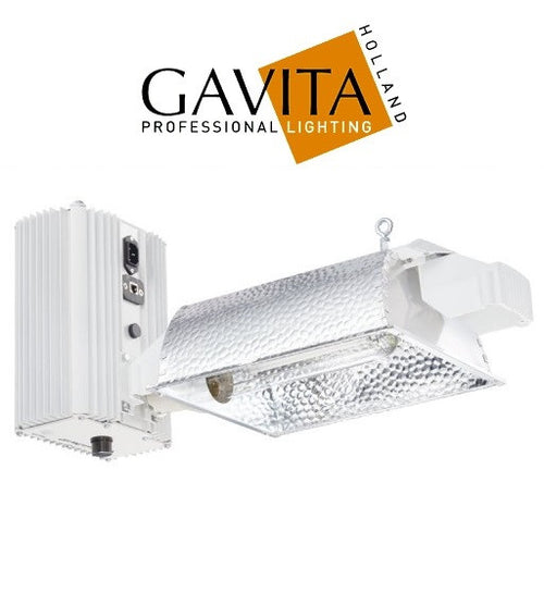 Gavita Pro E-Series 600W 120-240V Single Ended SE Complete Fixture