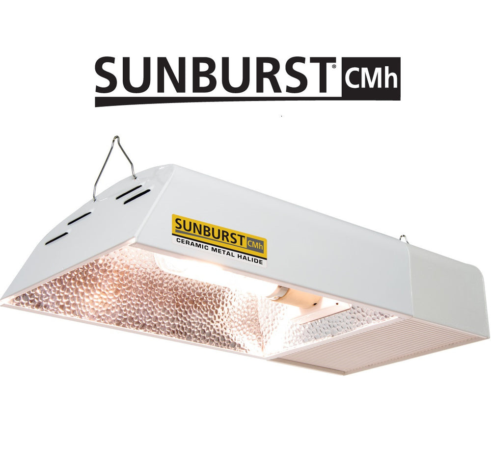 Jump Start Sunburst 315W CMH Ceramic Metal Halide Light Fixture 120/240v
