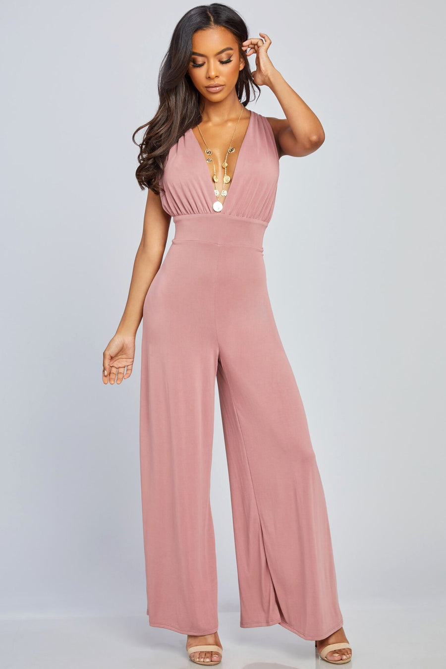 Putting On A Show Jumpsuit