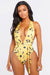 Sunshine Leopard One-Piece