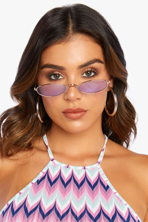 Millions On My Mind Sunglasses