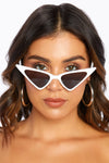 Purrfect Cat Eye Sunglasses