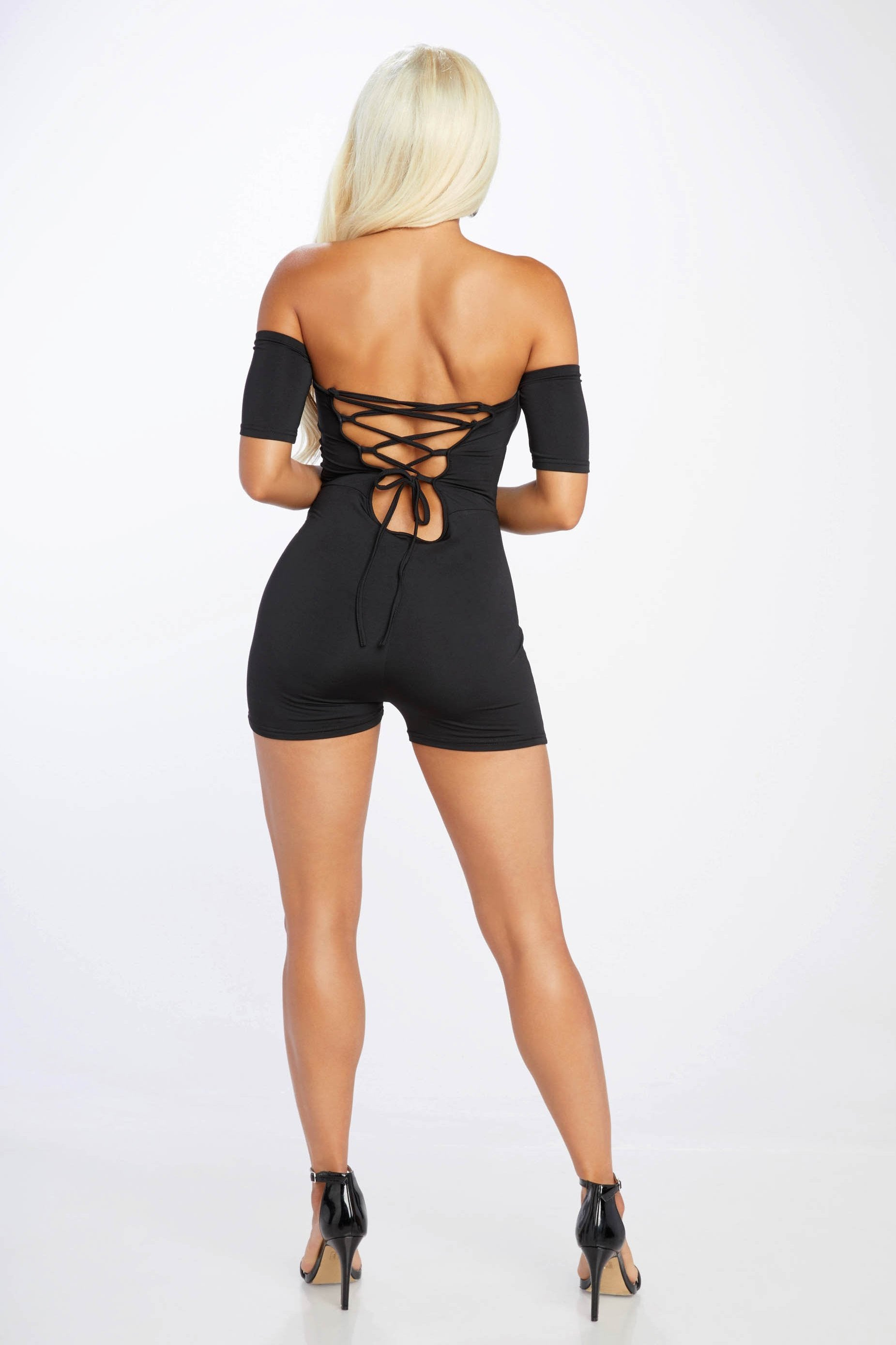 For The Experience Romper