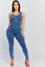 Second Chance Denim Jumpsuit