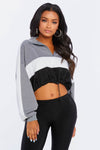 Get Along Crop Sweatshirt