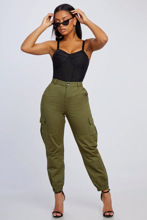 I Know What I Want Cargo Pants