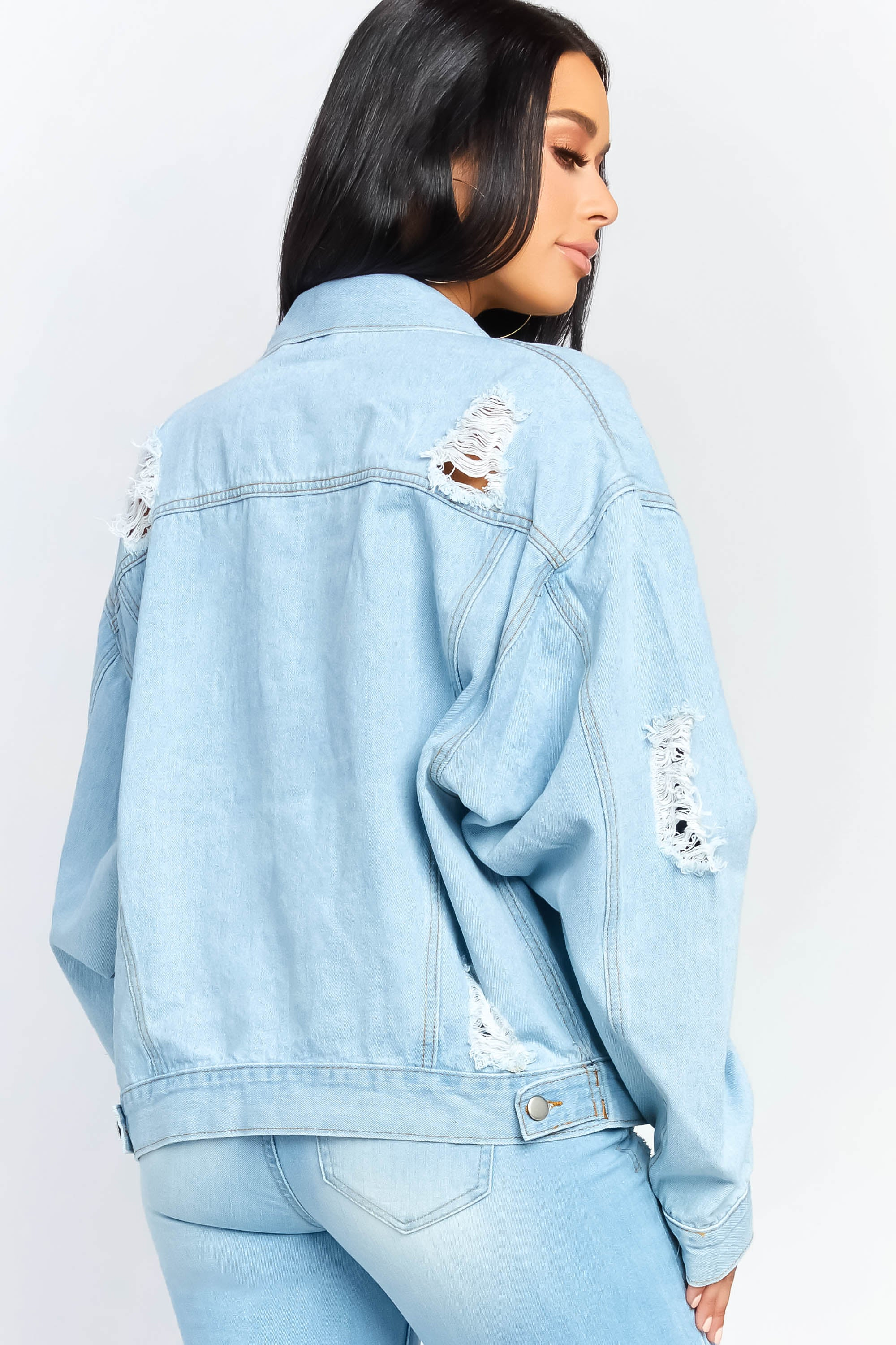 I Want It Denim Jacket