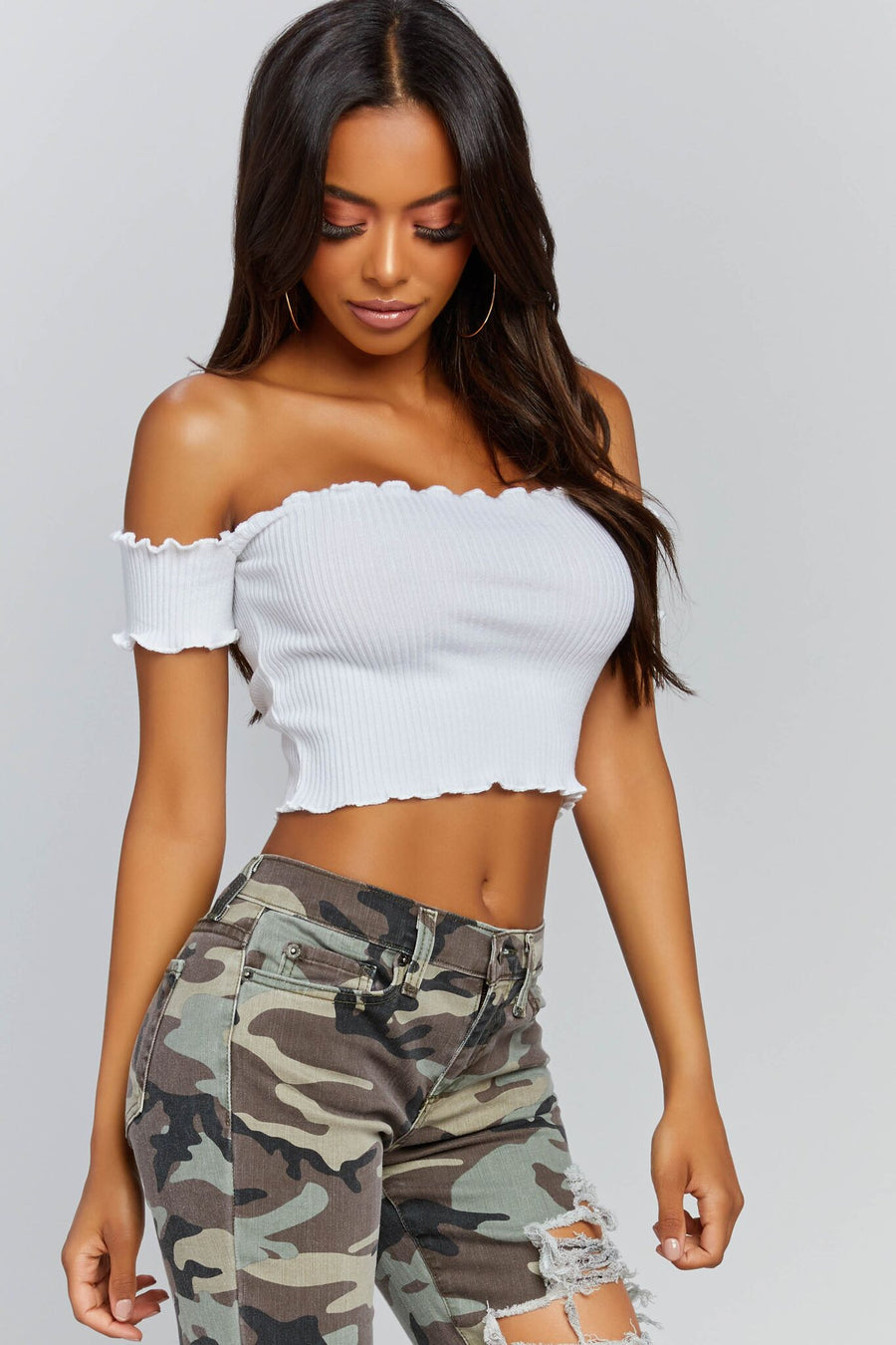 Dream About Me Crop Top