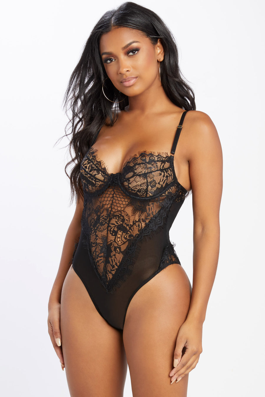 Strictly Lace Bodysuit