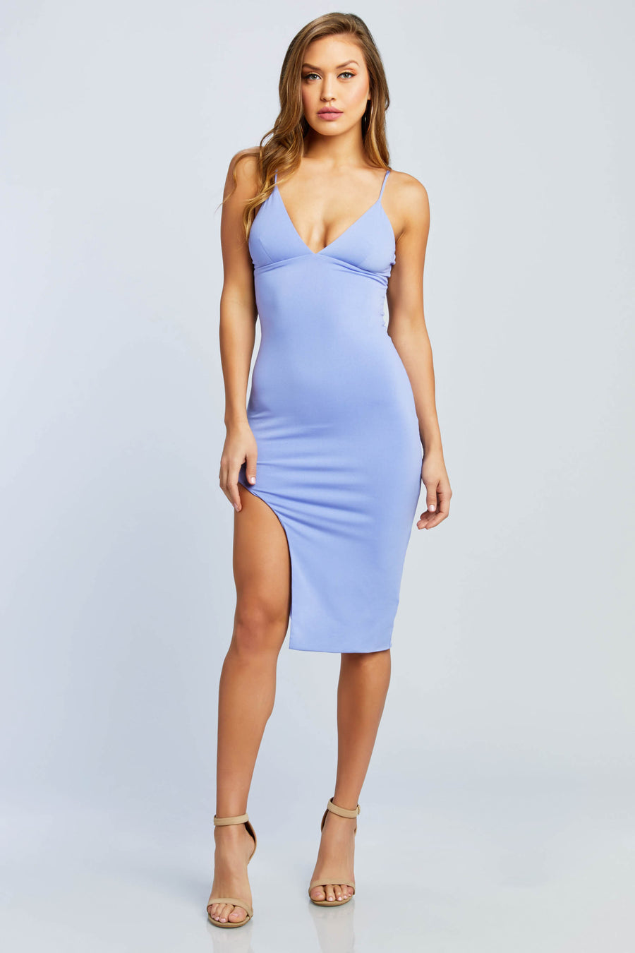 Cassandra Asymmetrical Dress