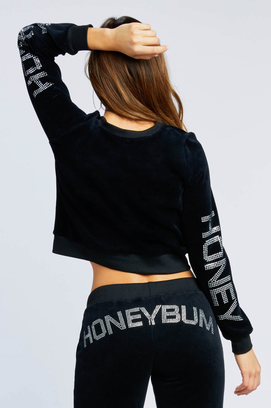 Honeybum Crystal Pullover