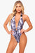Sunshine Python One-Piece