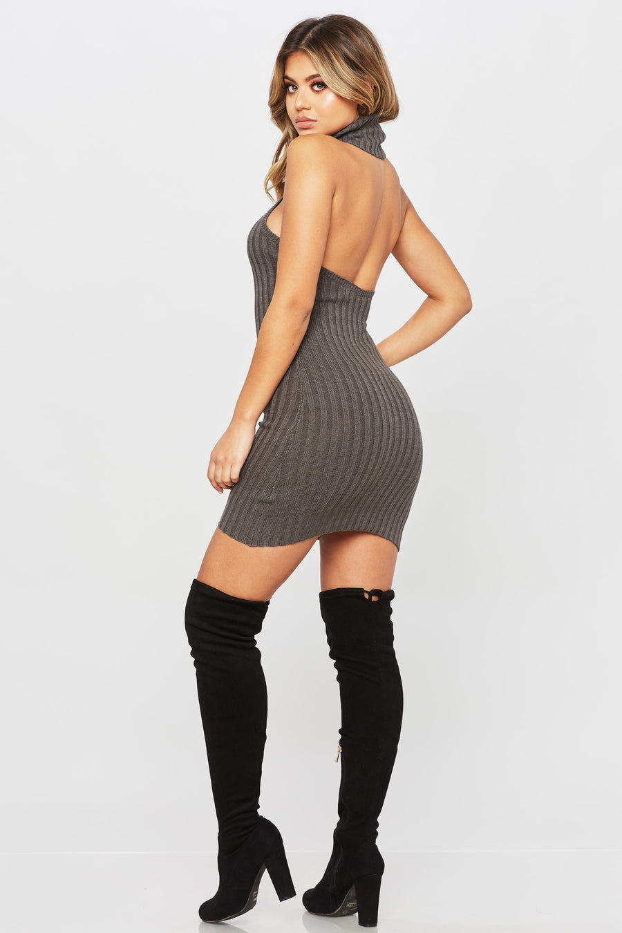 Holidaze Dress - HoneyBum