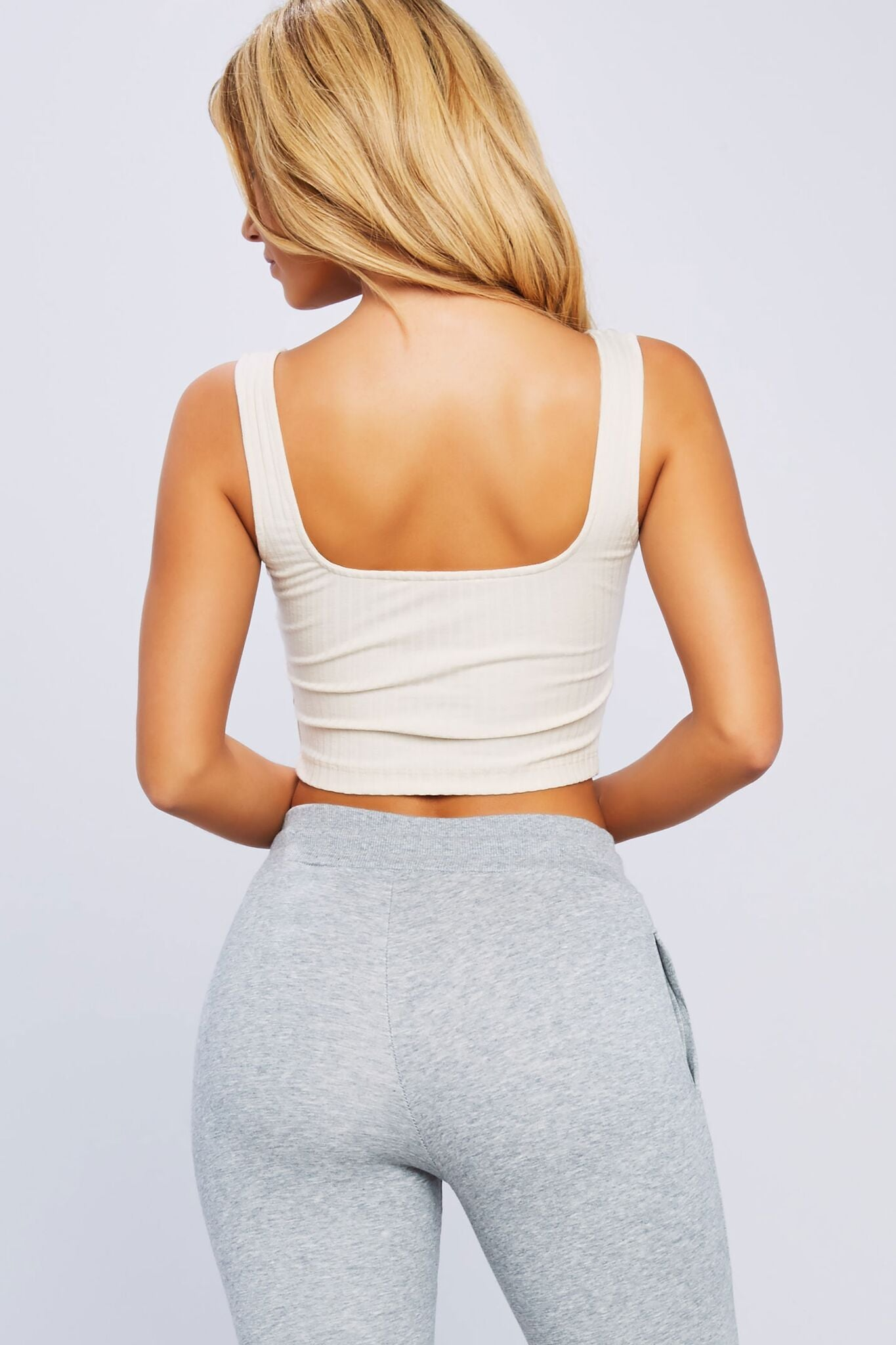 Permanent Ribbed Top
