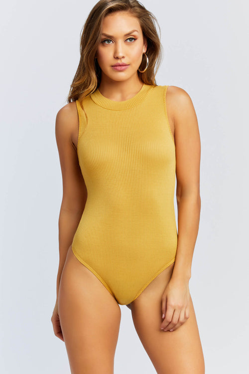 Mock Me Bodysuit