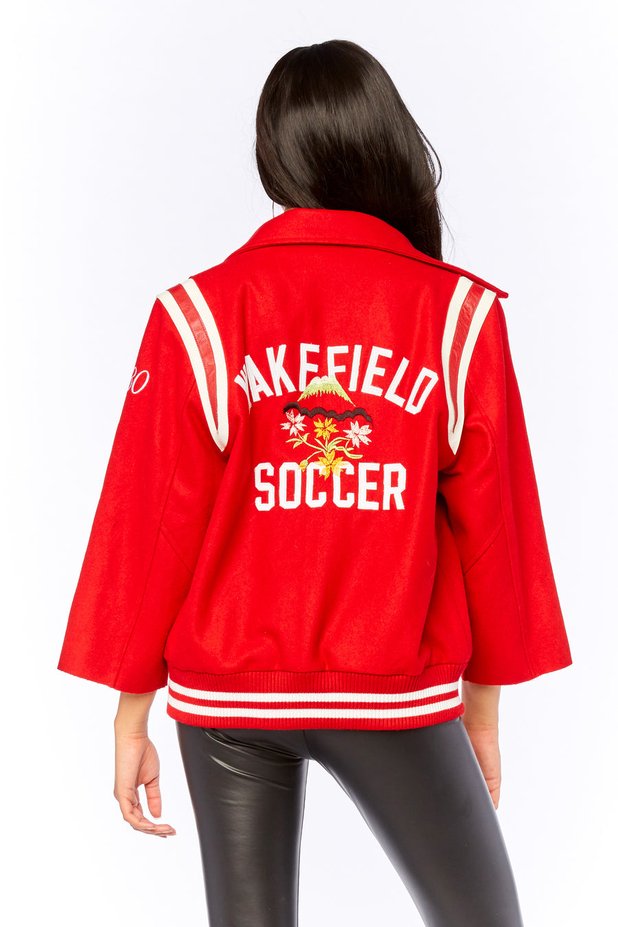Out Of Your League Varsity Jacket