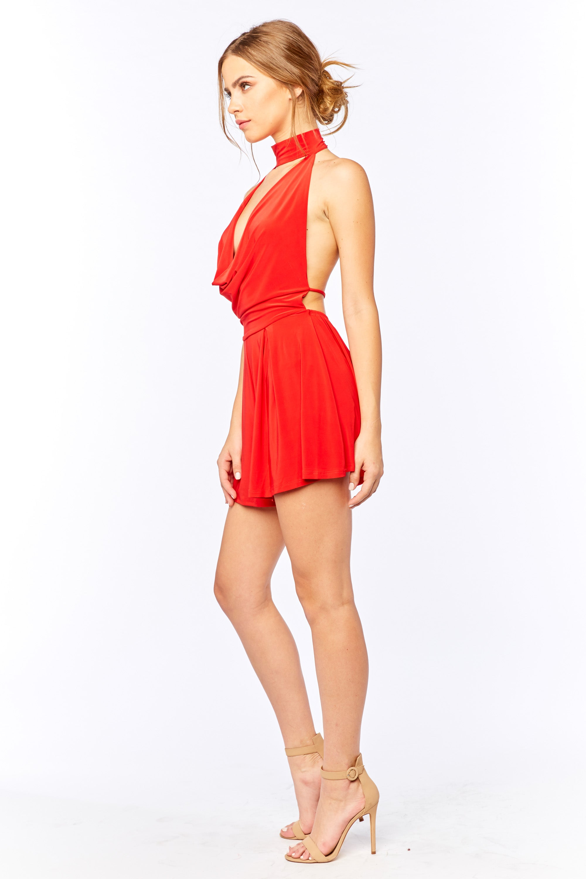 High Alert Playsuit - HoneyBum