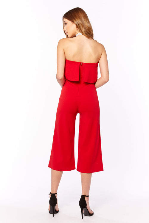 Slick Chick Jumpsuit - HoneyBum