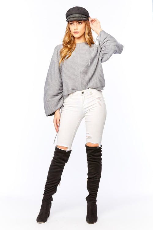 Need Caffeine Sweater - HoneyBum