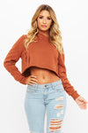 Just What You Need Sweater - HoneyBum