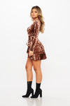 Sweet Little Somethin' Dress - HoneyBum