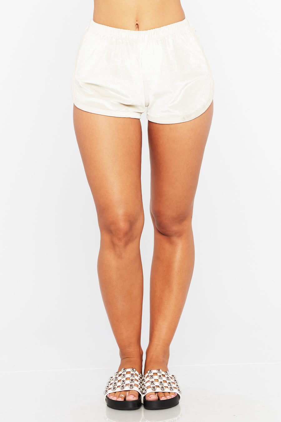 Saba Velvet Short - HoneyBum