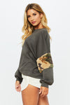 Do Not Disturb Pullover - HoneyBum