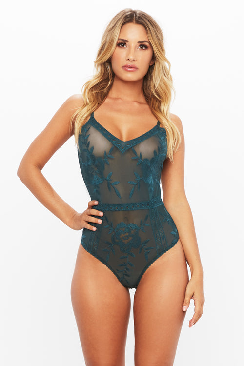 Take Me On Bodysuit - HoneyBum