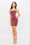 Milan Dress - HoneyBum