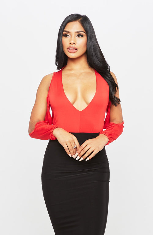 Gone With The Wind Bodysuit - HoneyBum