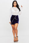 Luna Skirt - HoneyBum