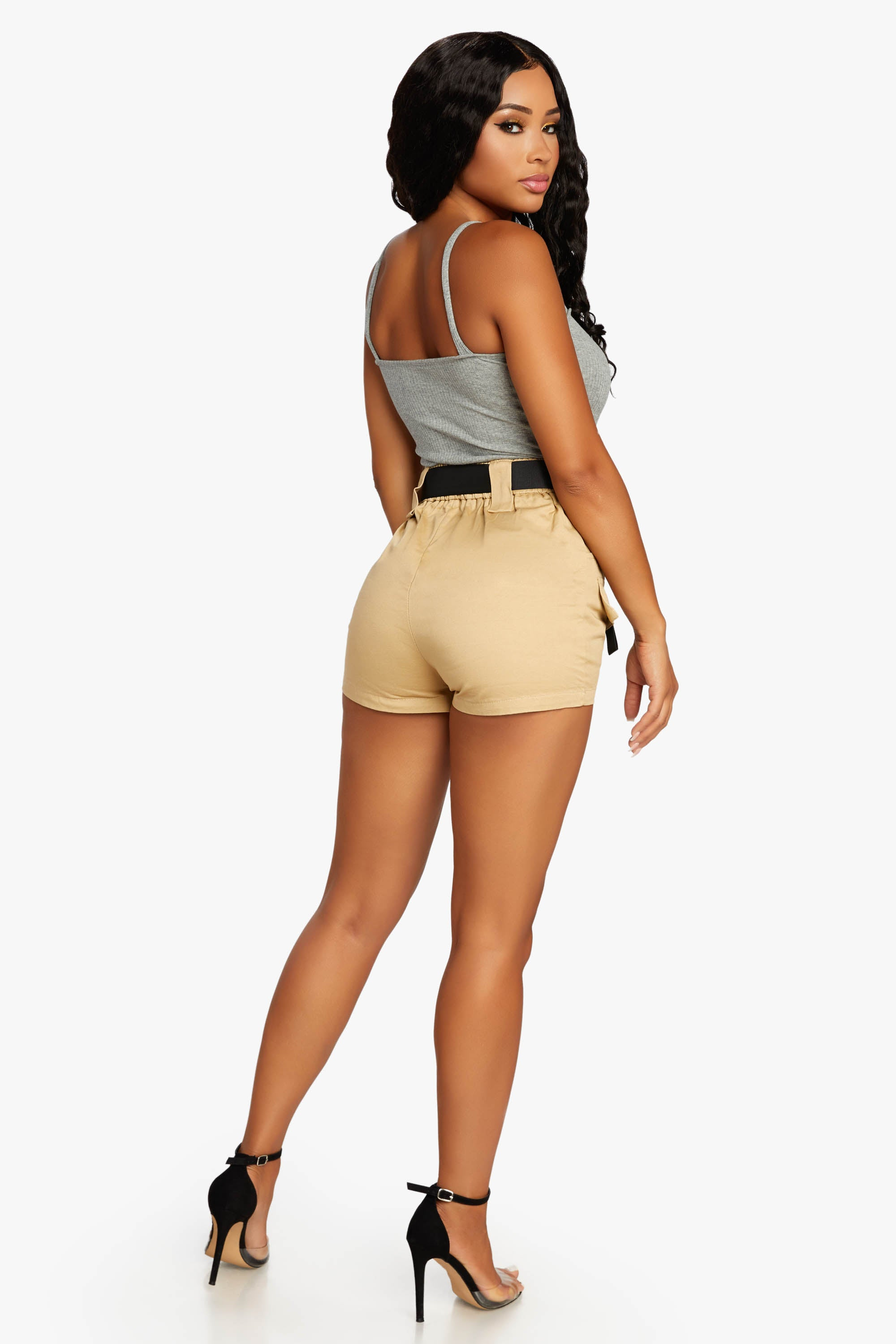 Sweeter Belted Shorts