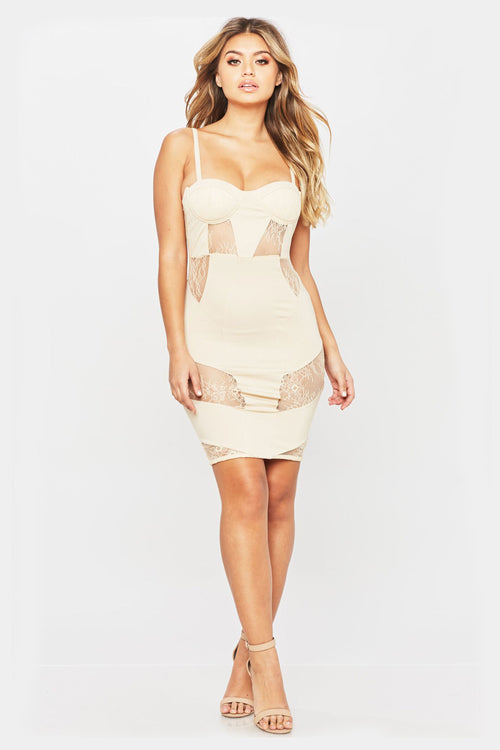 Define Me Dress - HoneyBum