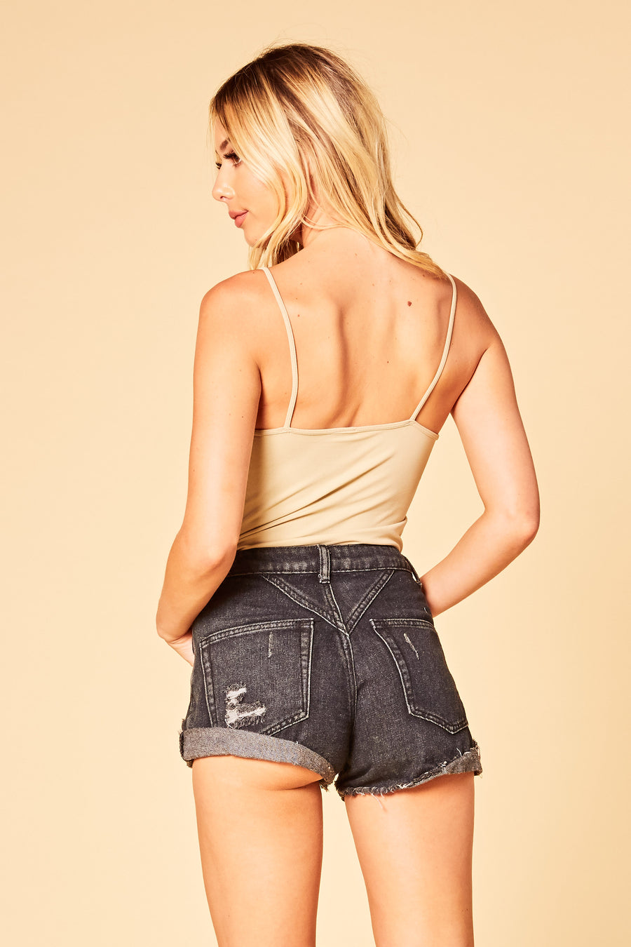 Back To Basics Cami - HoneyBum