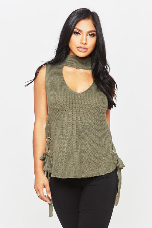 Sadie Turtleneck Sweater - HoneyBum