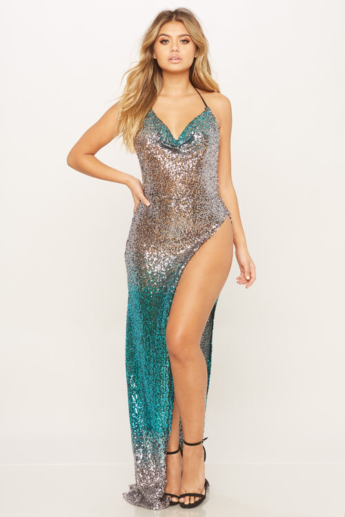 Flossy Possy Dress - HoneyBum