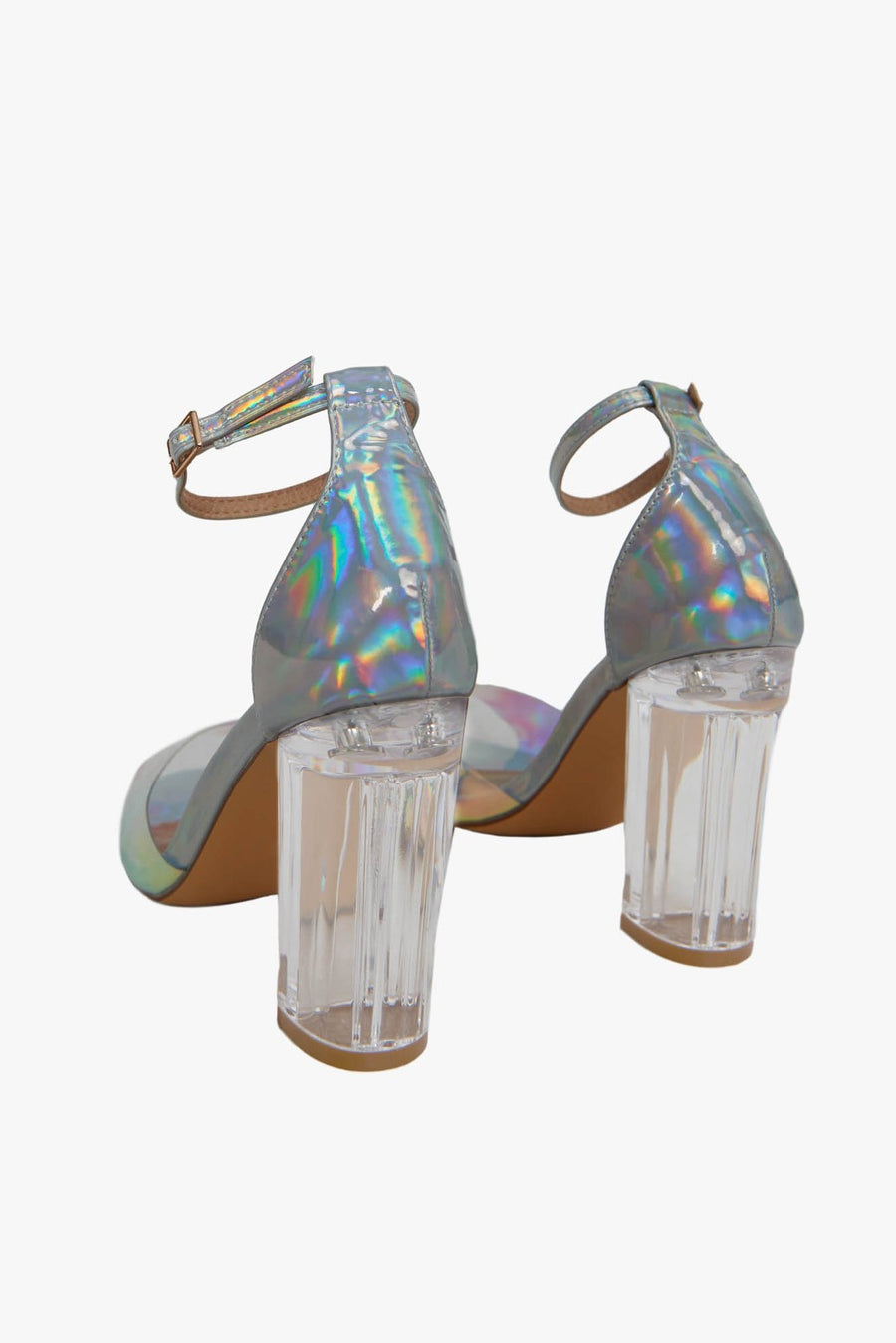 Cosmic Hologram Shoes
