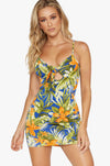 Island Hopping Mini Dress