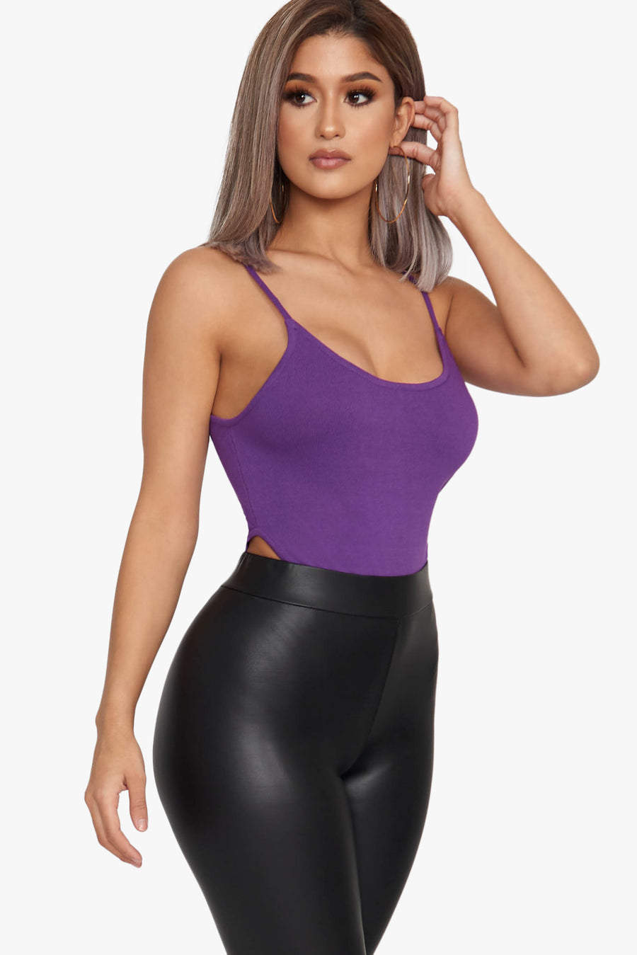 Knit So Fast Ribbed Bodysuit