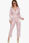 Fix You Satin Jumpsuit