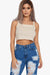 Grove Ribbed Crop Top